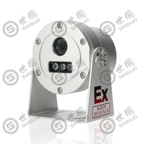 30米红外-铝合金-网络高清防爆红外摄像机(经济型)SGMC-EX-MAFDN02