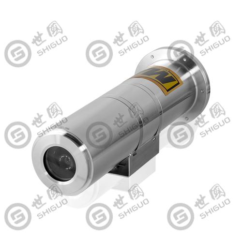 网络高清-矿用隔爆型光纤摄像机KBA127-DN02-F