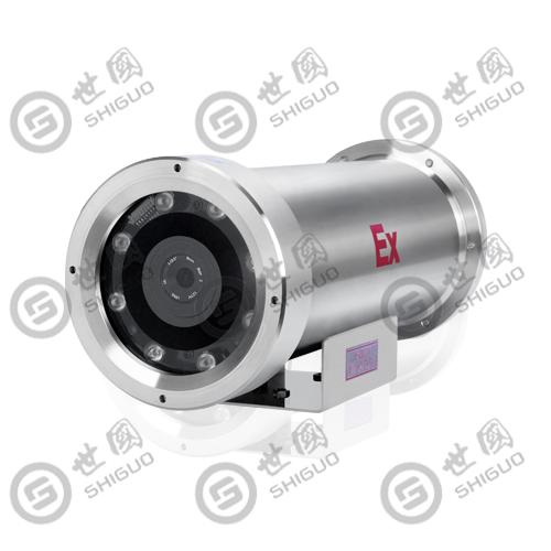 网络高清防爆红外变焦摄像机SGMC-EX-LSNDN02(不锈钢)