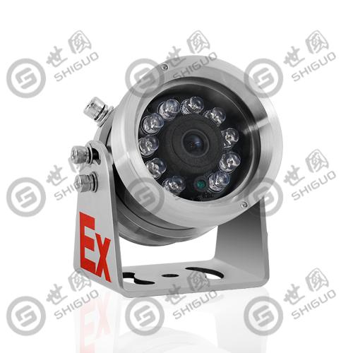 铝合金-网络高清迷你车载防爆红外摄像机SGM-EX-AJDN
