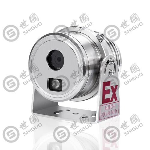 不锈钢-模拟迷你型防爆红外摄像机SGM-EX-SFAN00