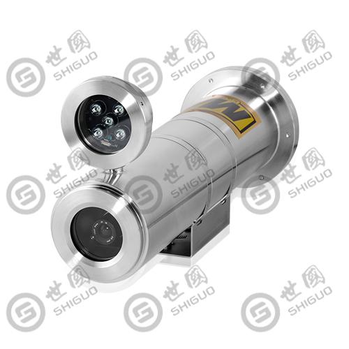 模拟标清-矿用隔爆型光纤红外摄像机KBA127-AN00-IF